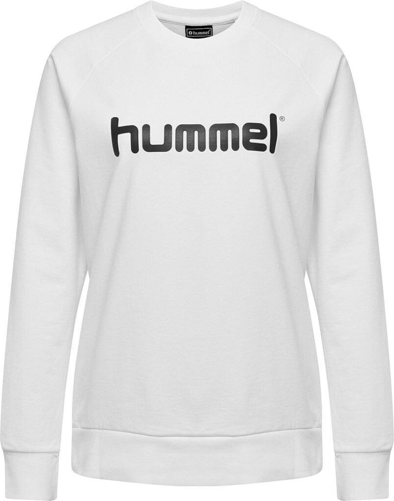 Bluza bawełniana damska HUMMEL GO COTTON