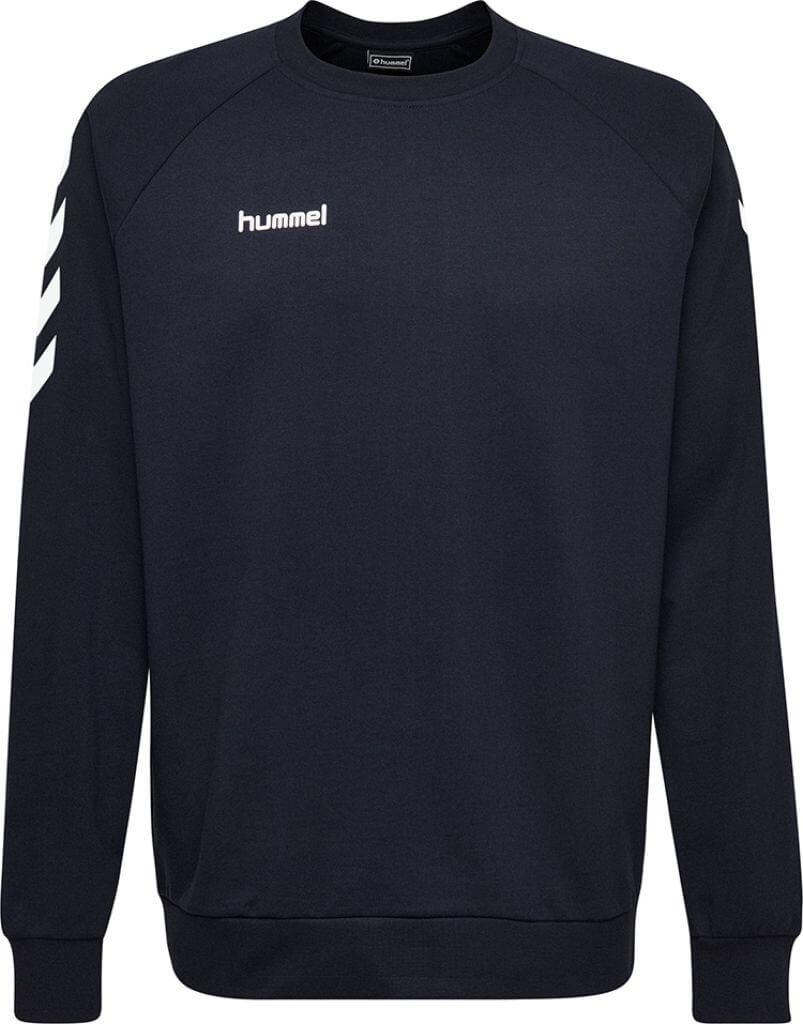 męska bluza treningowa hummel go cotton