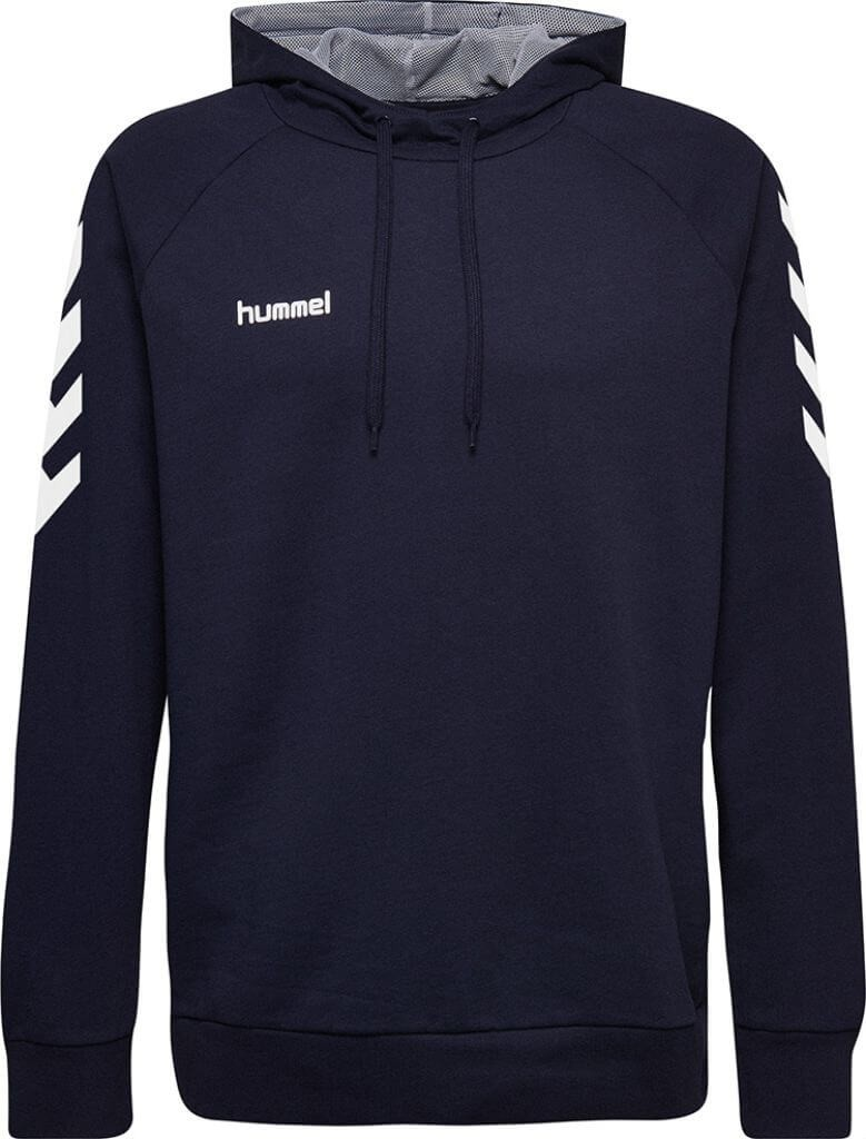 HUMMEL GO COTTON bluza męska z kapturem