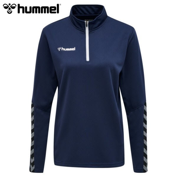Bluza treningowa damska HUMMEL AUTHENTIC