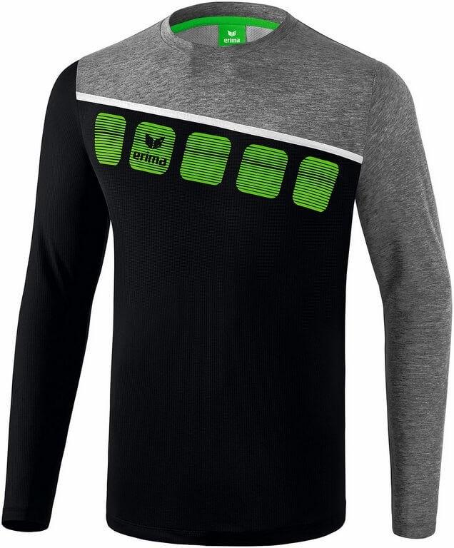 ERIMA 5-C męska bluza treningowa