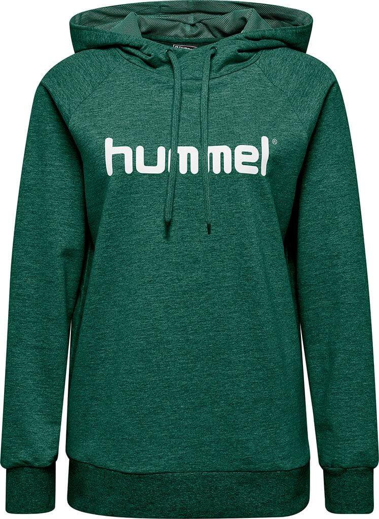 HUMMEL GO COTTON damska bluza z kapturem