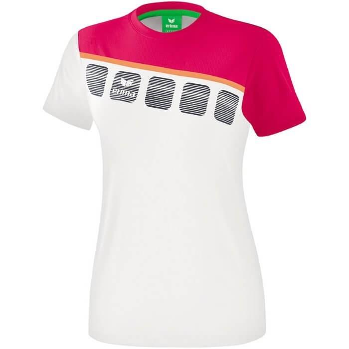 Koszulka tenisowa damska ERIMA 5-C