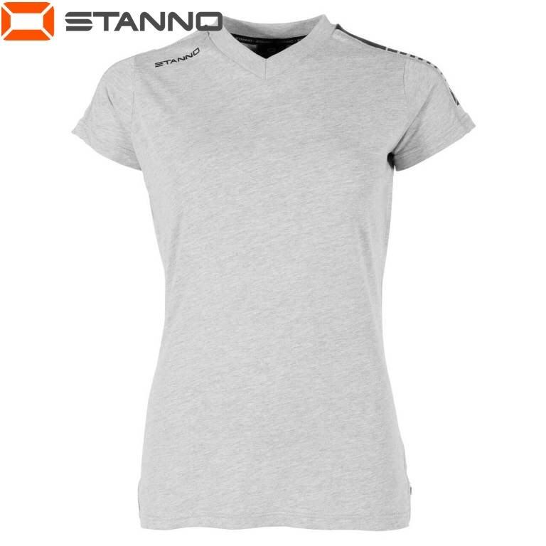 Koszulka bawełniana damska STANNO EASE PREMIUM
