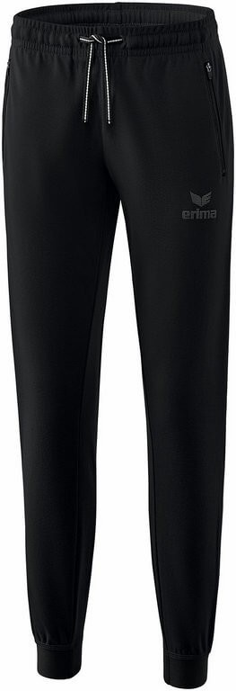 Spodnie bawełniane damskie ERIMA ESSENTIAL