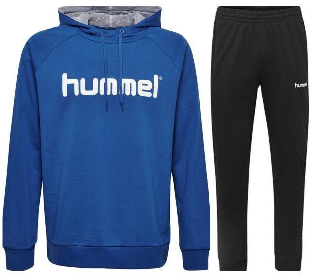 HUMMEL GO COTTON dres bawełniany męski