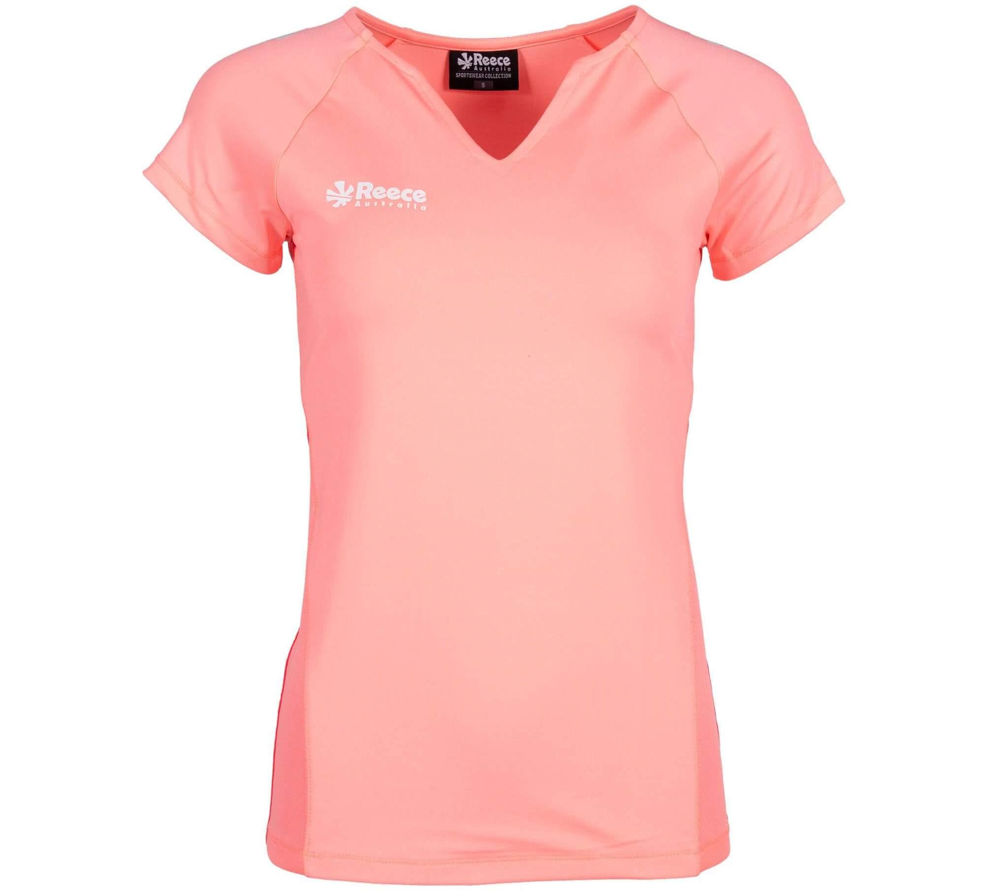 damska koszulka tenisowa reece australia varsity
