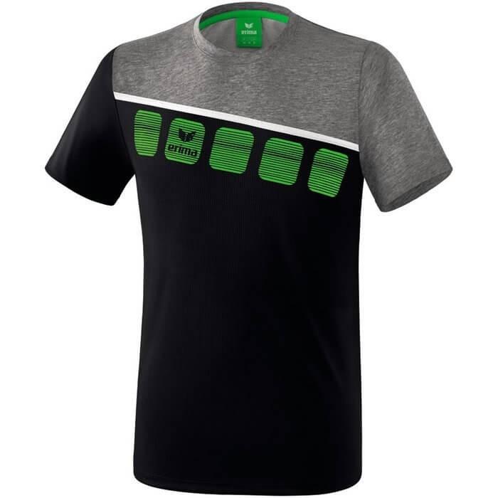 ERIMA 5-C koszulka sportowa męska