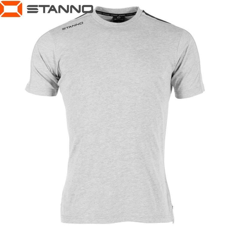 Koszulka bawełniana męska STANNO EASE PREMIUM