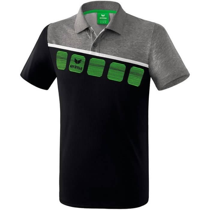 ERIMA 5-C męska koszulka polo