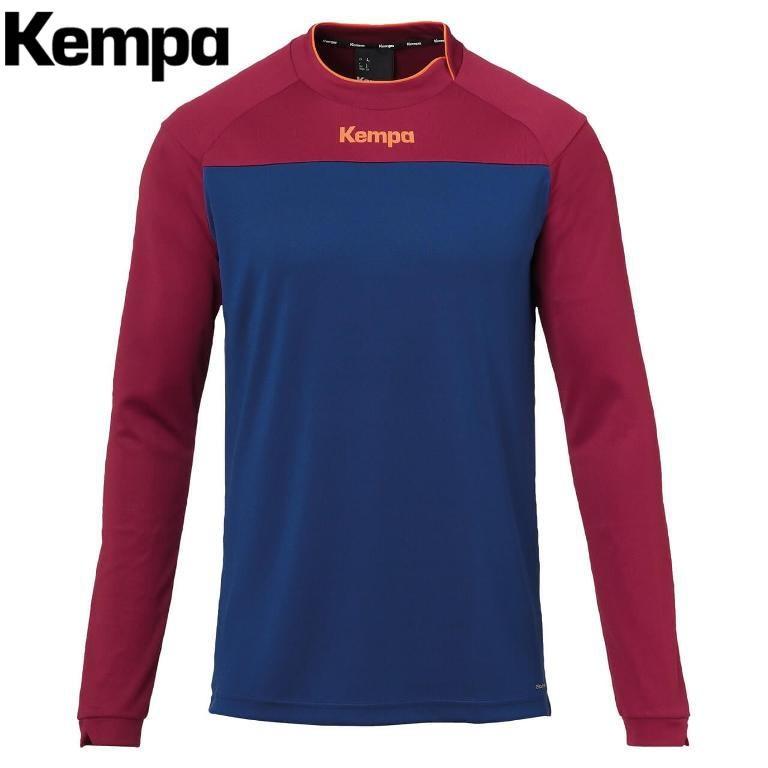 Koszulka rozgrzewkowa męska KEMPA PRIME