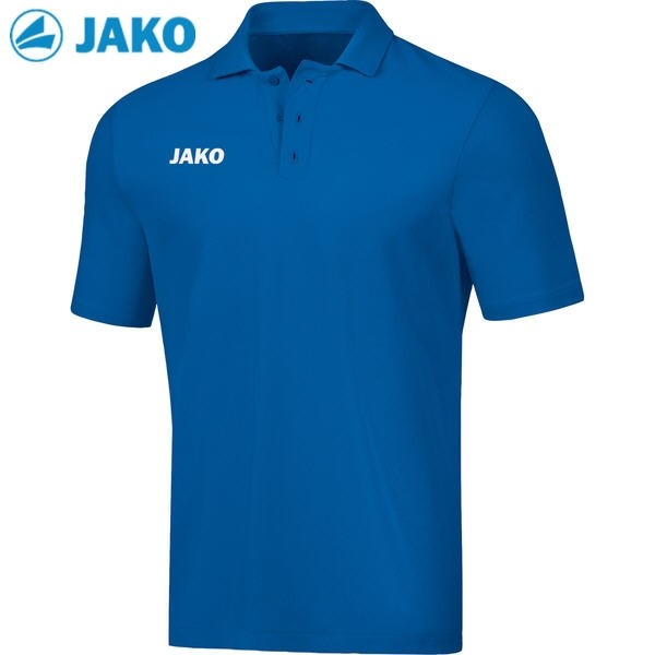 Koszulka męska polo JAKO BASE ACTIVE