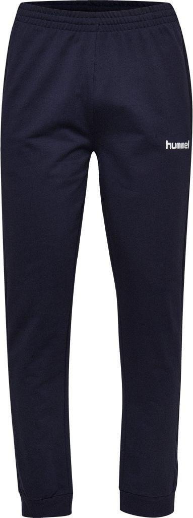 spodnie dresowe męskie hummel go cotton