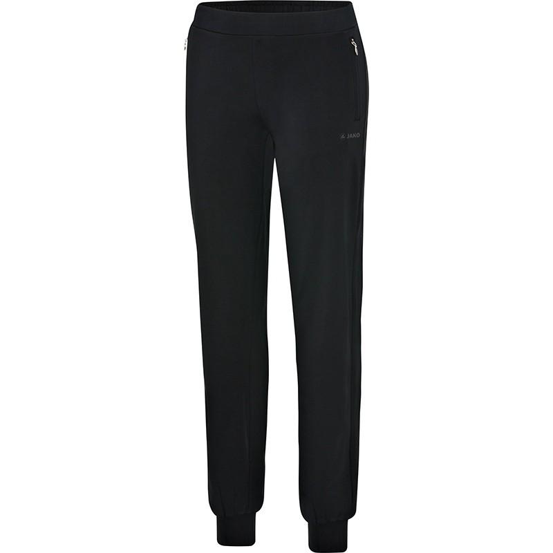Spodnie bawełniane damskie JAKO TRAINING CASUAL