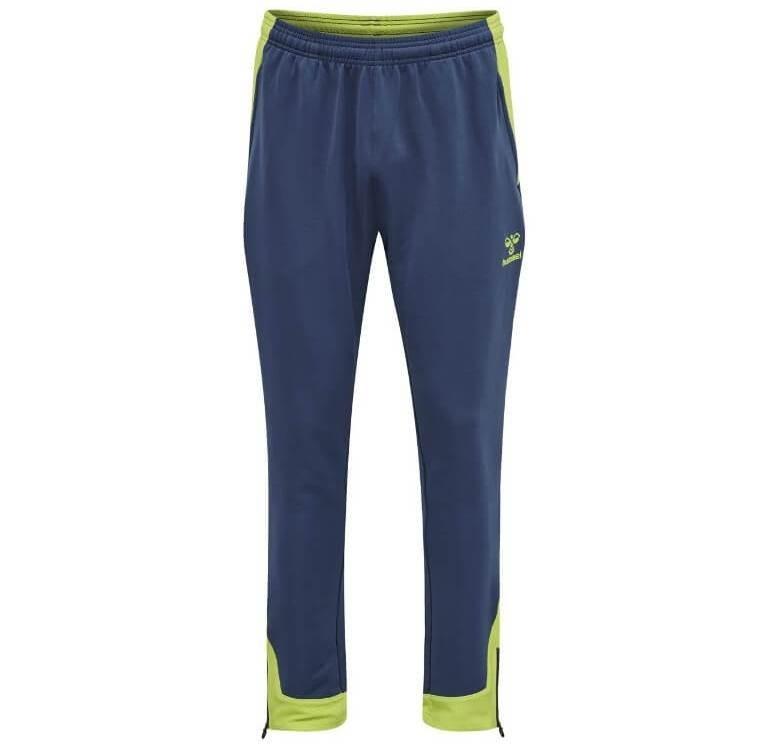 męskie spodnie sportowe hummel lead